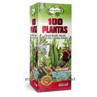 100 plantas extracto