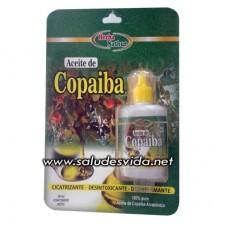 Aceite de Copaiba en Gotas