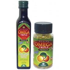 Aceite Omega Triple