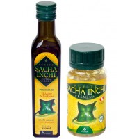 Aceite de Sacha Inchi