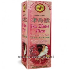 Ba Zhen Pian - Extracto