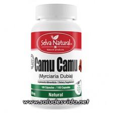 Cápsulas de Camu Camu