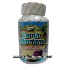 Cápsulas de Cardo Mariano