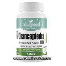 Cápsulas de Chancapiedra