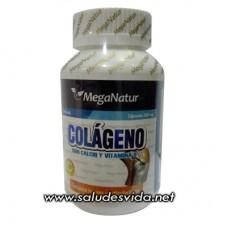 Cápsulas de Colágeno Calcio y Vitamina D