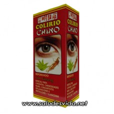Colirio Chino Gotas