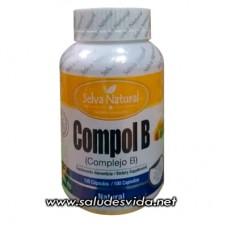 Cápsulas de Complejo B