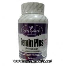 Cápsulas de Femin Plus
