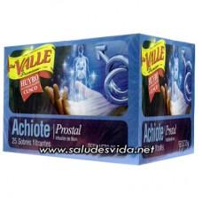Achiote Prostal - Filtrante