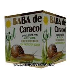Crema Baba de Caracol Mas Aloe Vera