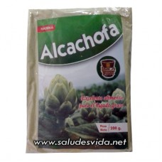 Harina de Alcachofa