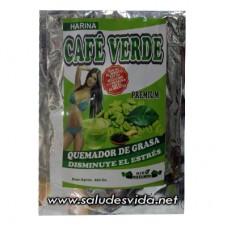 Harina de café Verde