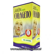 Jabón Con Colágeno