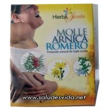 Molle Árnica y Romero - 3 en 1