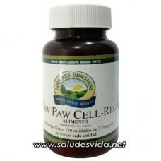 Cápsulas de Paw Paw Cell Reg