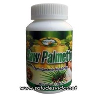 Cápsulas de Saw Palmetto