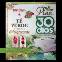 Plan 30 Días (te verde adelgazante)